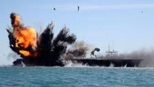 امریکا کے انتباہ کے باوجود ایران کی نئی فوجی مشقیں