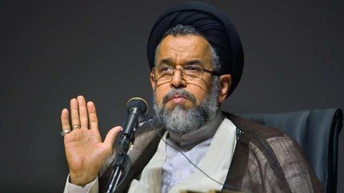 محمود علوي وزير الإستخبارات الإيراني