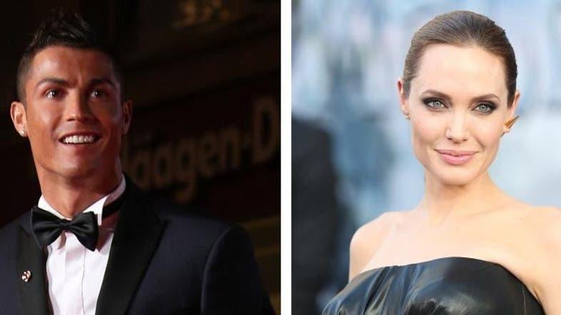Angelina Jolie, Cristiano Ronaldo shot Syrian refugee Turkish series