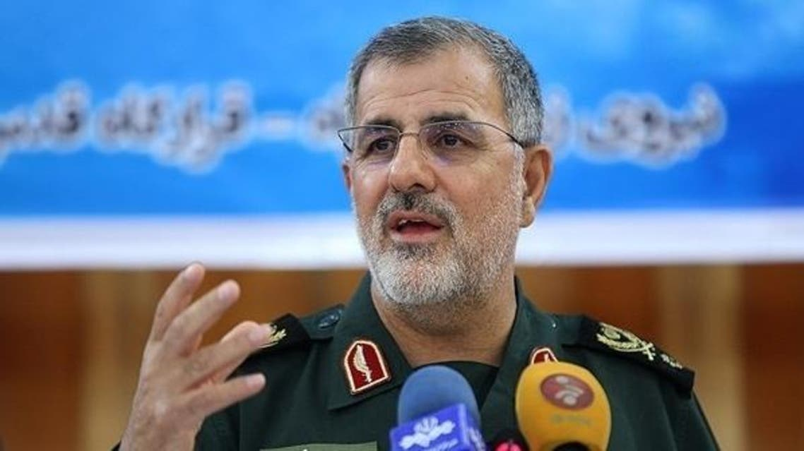 قائد القوة البرية للحرس الثوري الايراني العميد محمد باكبور 3