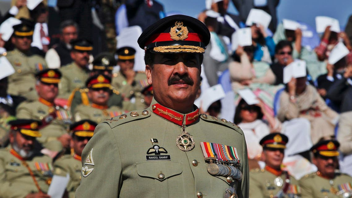 The appointment of General Raheel Sharif as head of the Saudi-led military coalition continues to be shrouded in mystery. (File photo: Reuters)