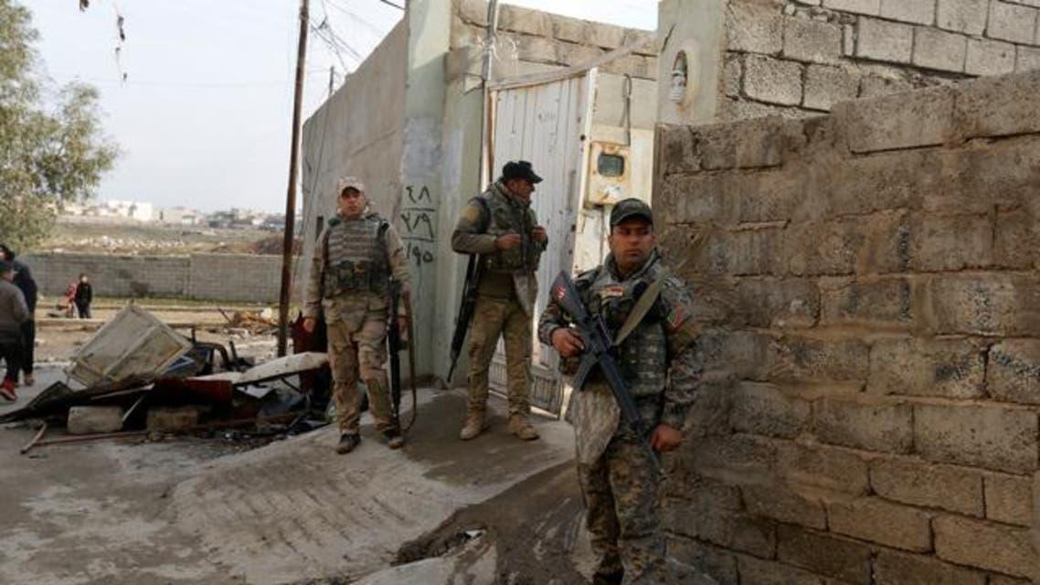 القوات العراقية تستعد للتقدم نحو غرب الموصل