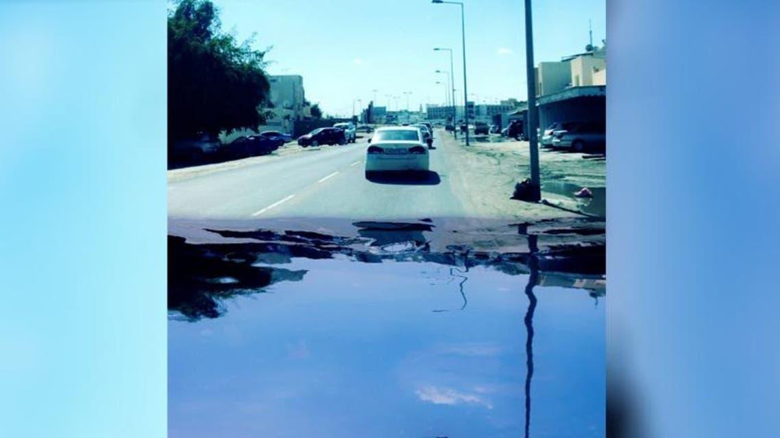 Snapchat adds new 'flood filter' in response to heavy rains across the region. (via @salmanmazenn)