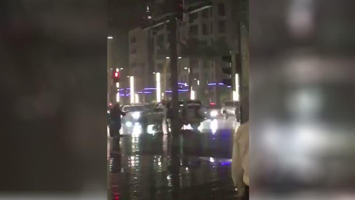 Dubai driver arrested for dangerous 'donut stunt' video.