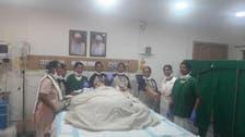 Eman, world's heaviest person at 500 kilos, already lost 35 kilos