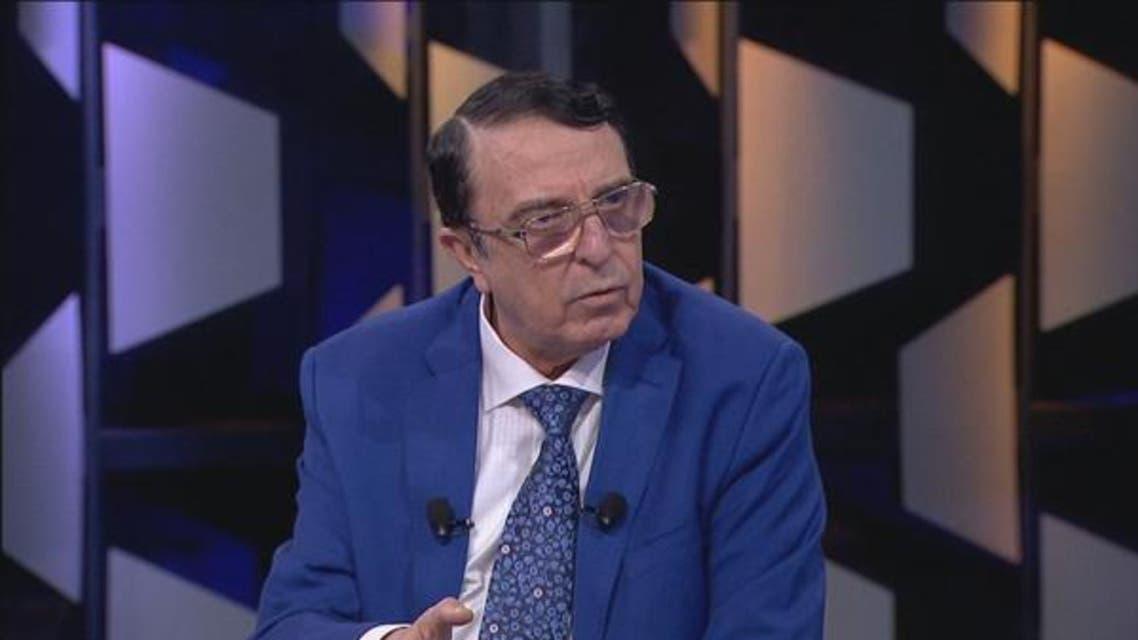 Riad Nassan Agha alarabiya