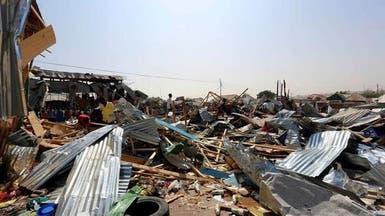18 قتيلا في تفجير انتحاري بالعاصمة الصومالية