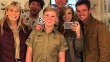 Steve Irwin's son, Robert, is the spitting image of late animal expert legend