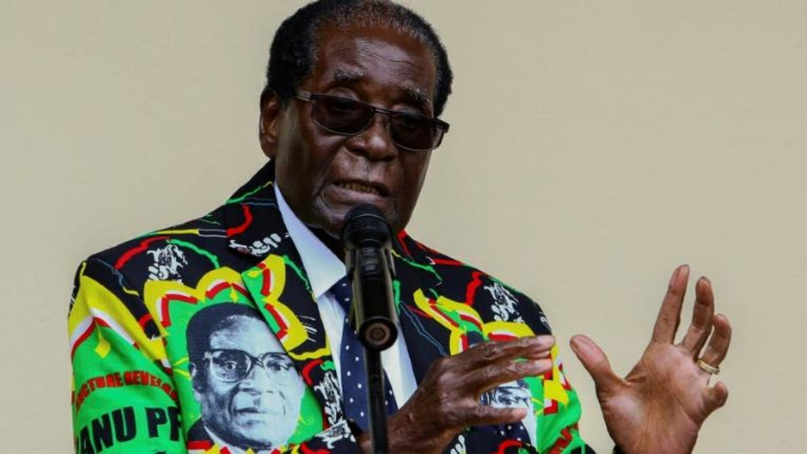Mugabe has ruled out any prospect of retiring soon. (AFP)