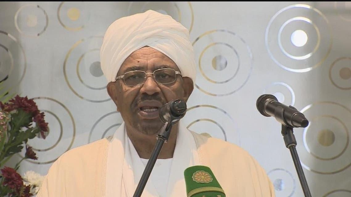 THUMBNAIL_ البشير يتحدث عن العلاقة مع الإمارات من أبو ظبي