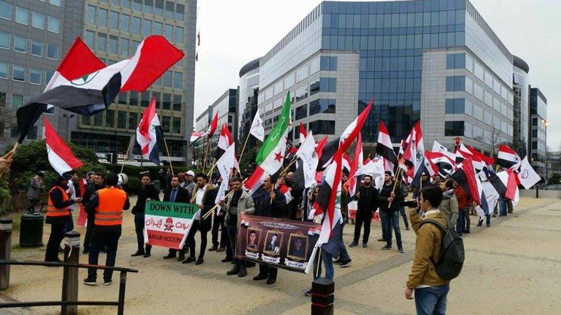 تظاهرات الأحواز - رئيسية