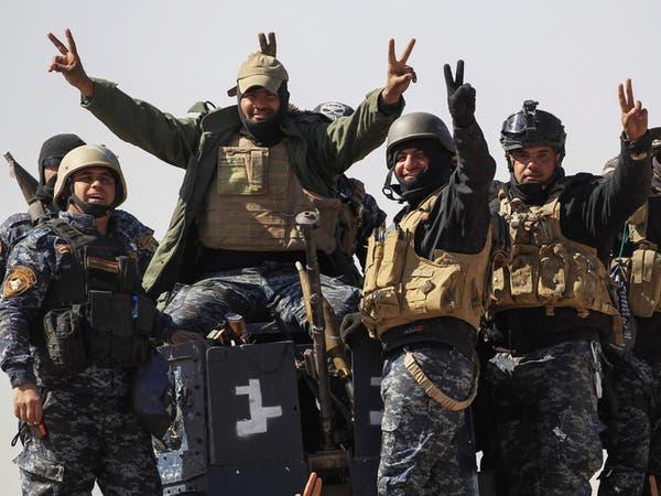 القوات العراقية على بعد 3 كم من وسط الموصل