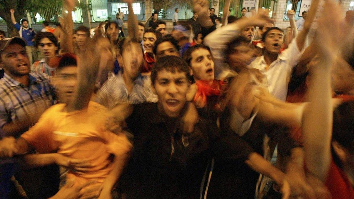 The city of Ahvaz in southwest Iran has been the scene of continuous unrest. (AFP)