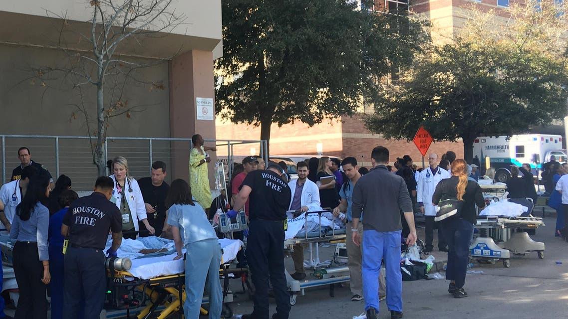 أميركا.. إطلاق نار في مستشفى بهيوستن