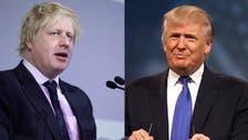 لماذا اعتذر وزير خارجية بريطانيا لترمب؟