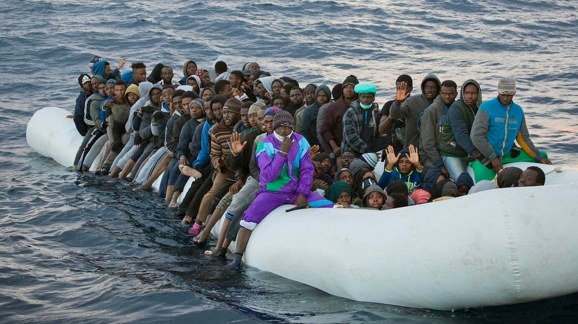 Europeans are considering measures aimed at blocking the arrival of thousands of migrants. (AP)