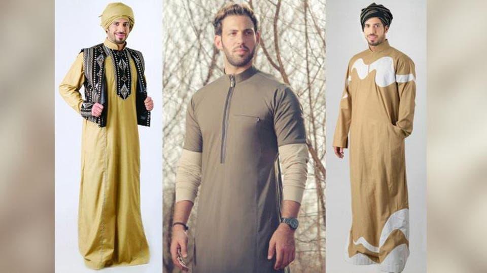0abe1b0bb هل عبثت أم طوّرت هذا التصاميم الثوب السعودي؟