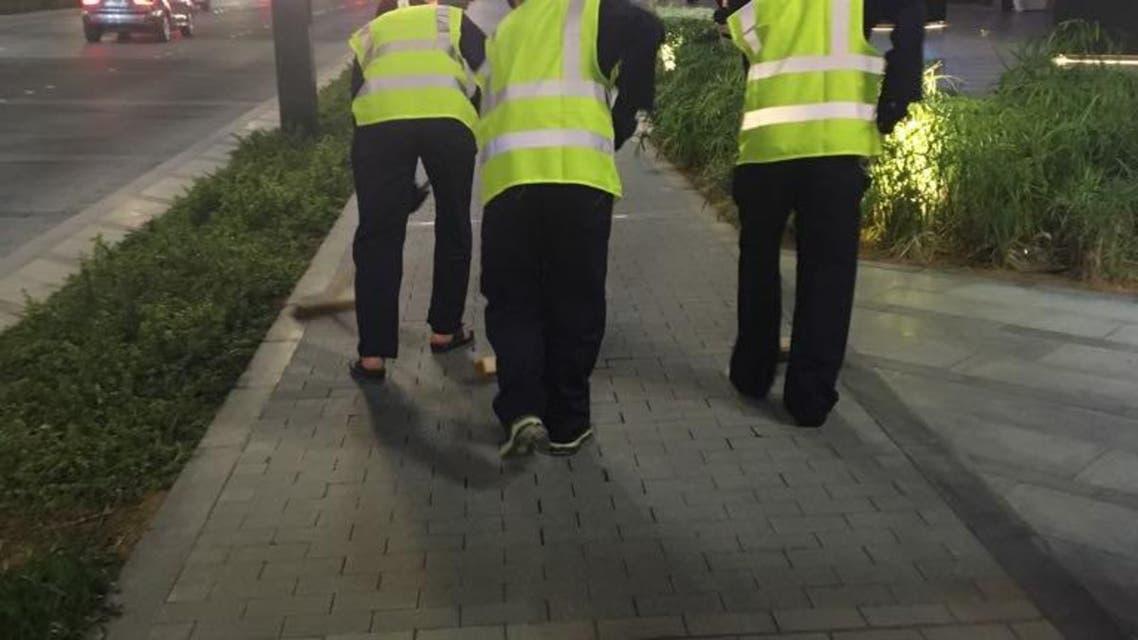 عقوبة التفحيط في دبي