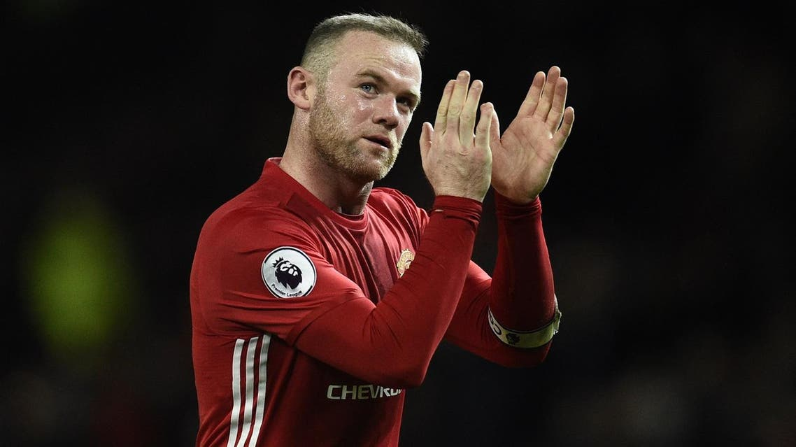 Manchester United's Wayne Rooney intends to stay at the club, ending speculation that he could move to China. (AFP)