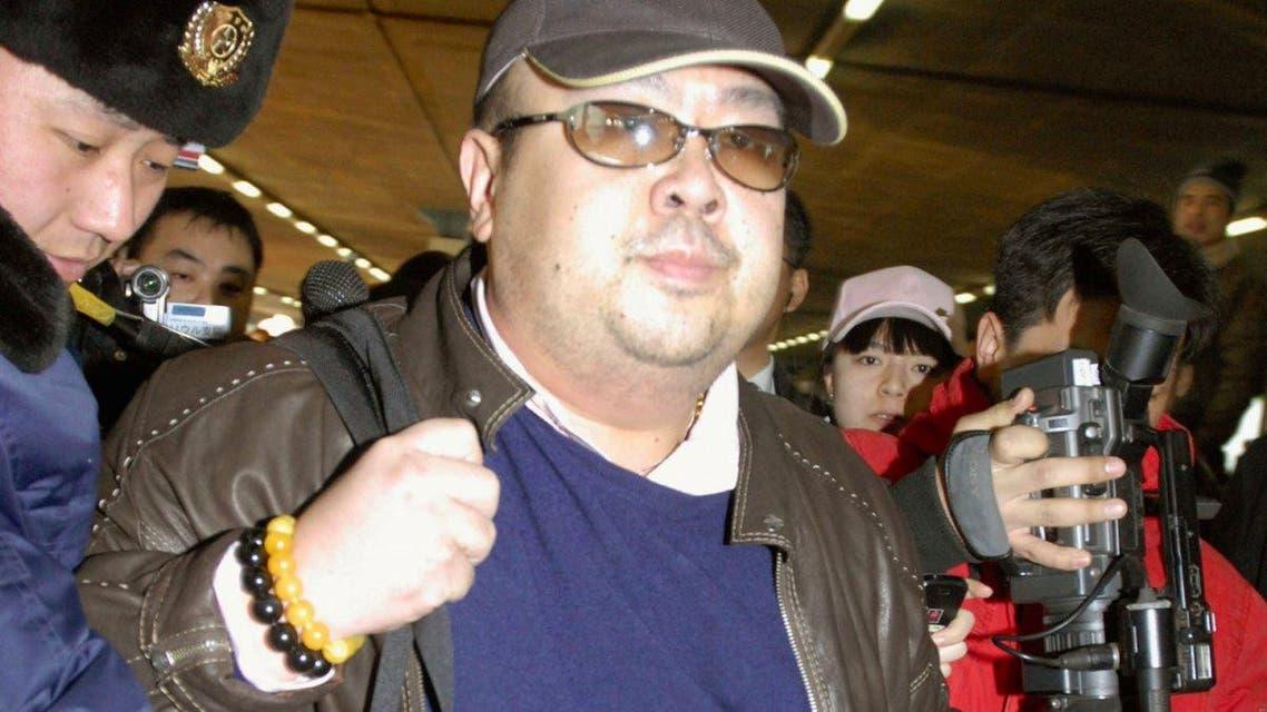 والد كيم هان سول ابن شقيق زعيم كوريا الشمالية