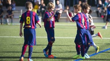 برشلونة يؤسس أكاديمية كرة قدم في الصين