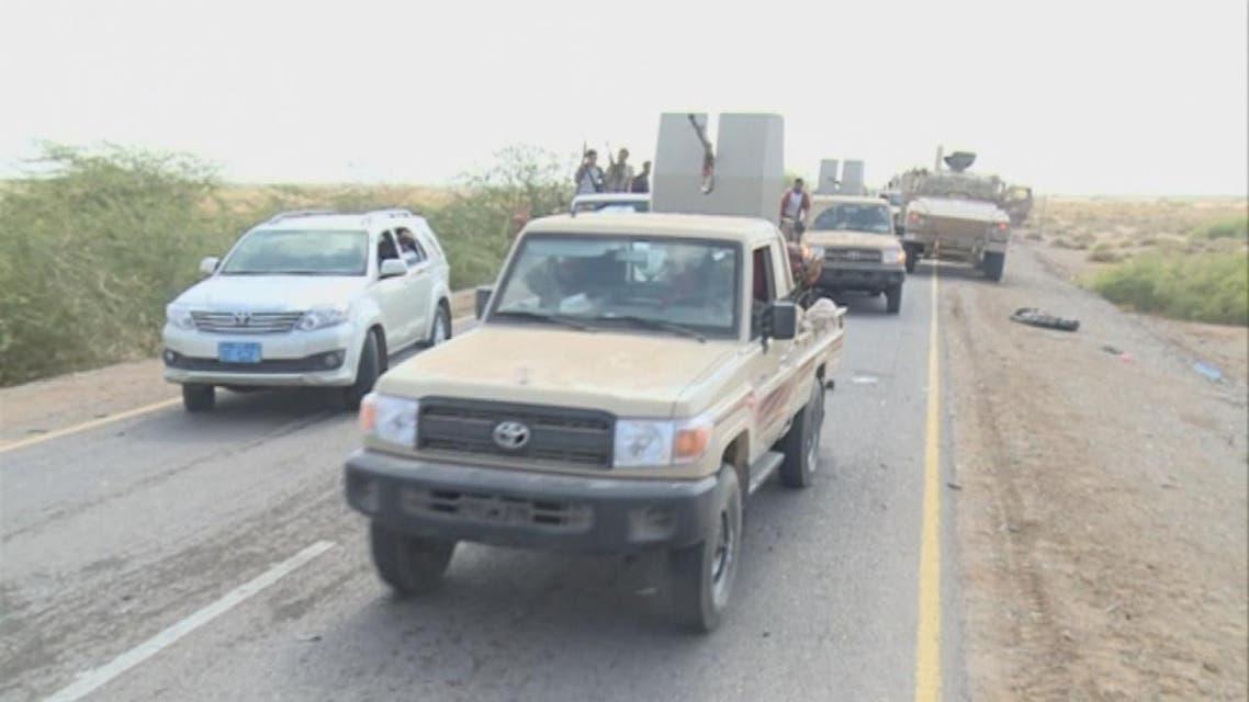 THUMBNAIL_ المناطق التي سيطر عليها الجيش الوطني اليمني في المخا