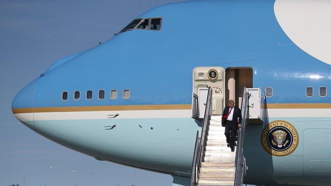 ترمب أعلن عن خفض في صفقة تطوير طائرة الرئاسة الأميركية
