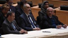 Syria government negotiator to study UN paper