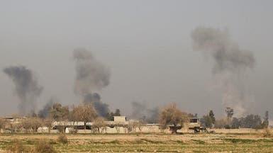 القوات العراقية على بعد كيلومتر واحد من مركز الموصل