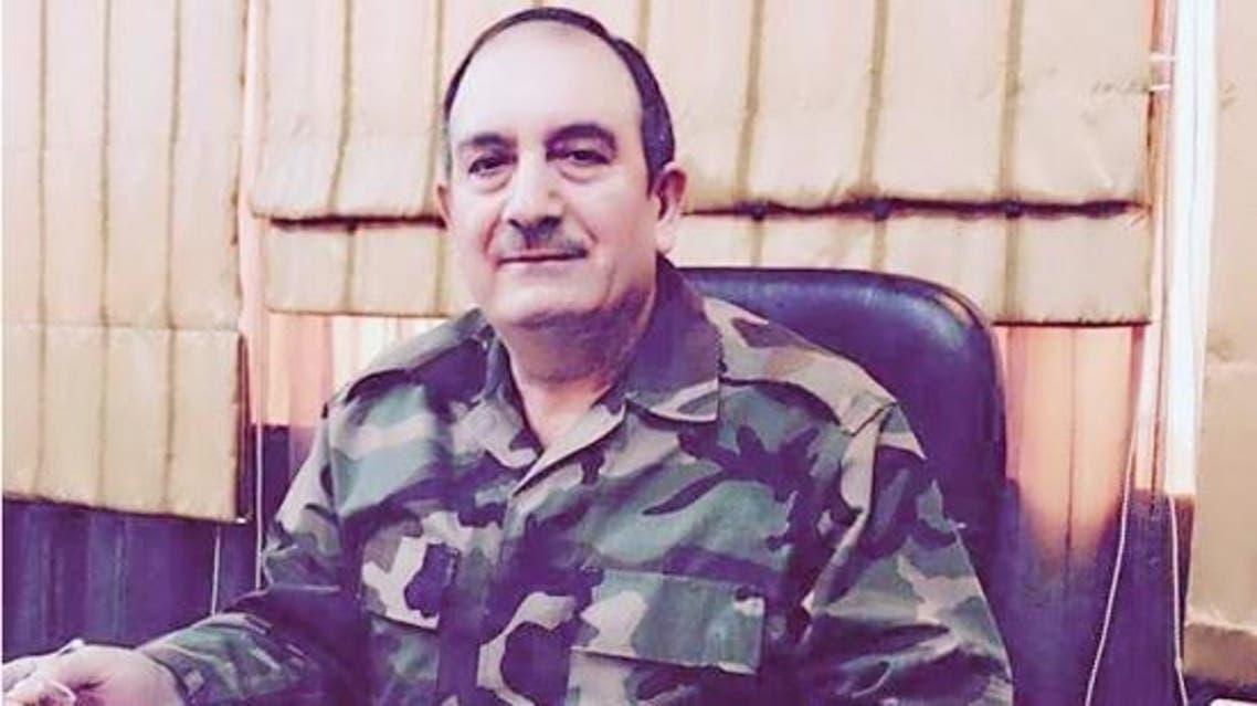 العميد في استخبارات الأسد حسن دعبول