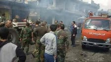 Syrian group claim responsibility for attack on security in Homs