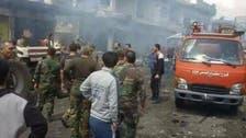 هجمات انتحارية ضد مقرات للنظام في حمص.. وجفش تتبنى
