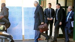 وفد النظام السوري يصل جنيف للمشاركة في المباحثات