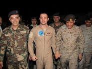 تفاصيل مشوقة يرويها منقذ الطيار الأردني في نجران