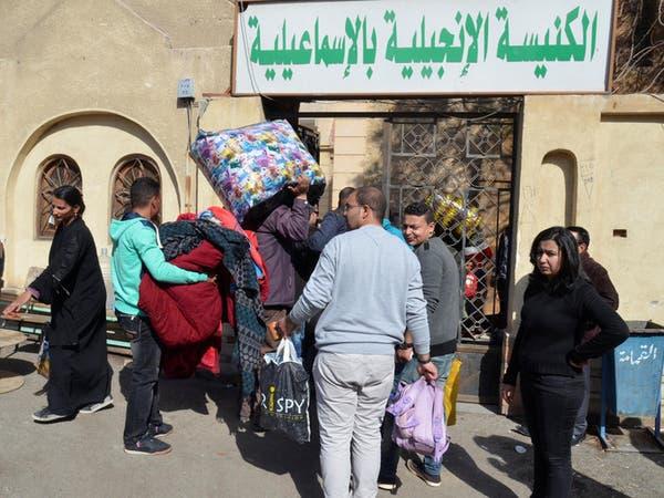 ماذا قال السيسي عن نزوح أقباط سيناء بسبب داعش؟