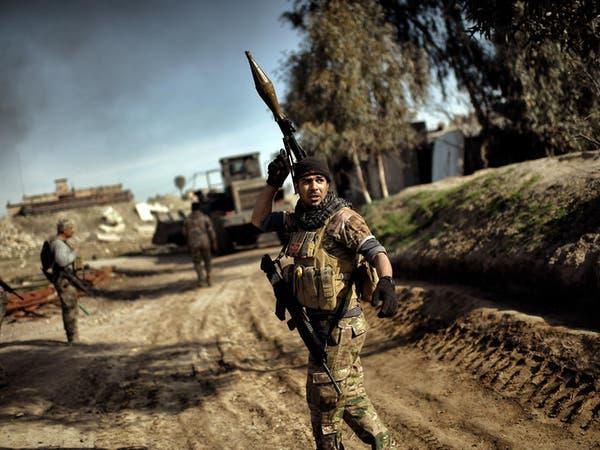 تقدم للقوات العراقية غرب الموصل ونشر عشرات القناصة