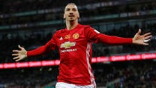 Zlatan Ibrahimovic's double wins League Cup for Man United