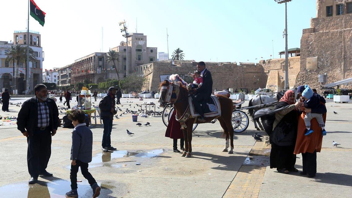 ساحة الشهداء - طرابلس - ليبيا 3