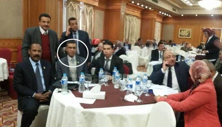 مستشار السيسي المزيف