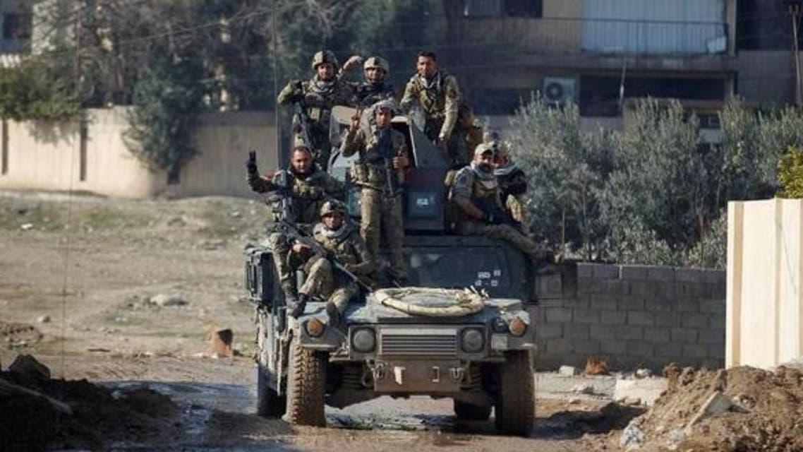 القوات العراقية الحدث