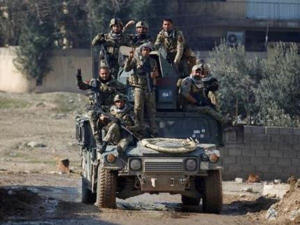 """البدء في """"السيل الجارف"""" لتطهير شمال بغداد من داعش"""