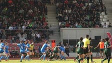 WATCH: Italians thrash Lebanese women's rugby team