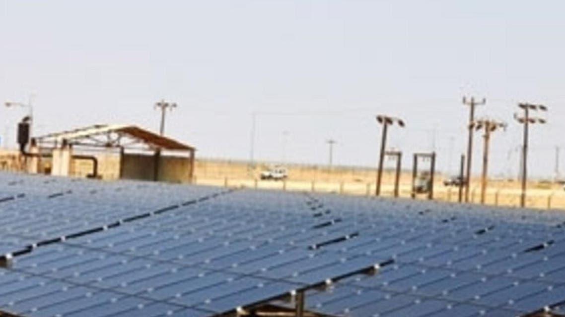 Saudi solar energy