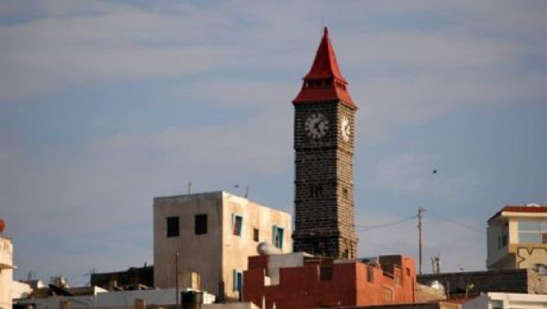 Aden's Big Ben-like clock tower. (Supplied)