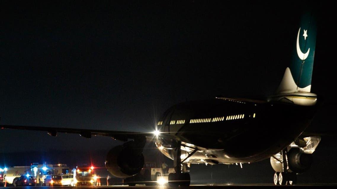PIA flight. (File photo/AFP)