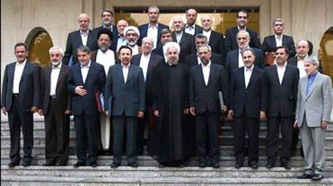 حكومة روحاني