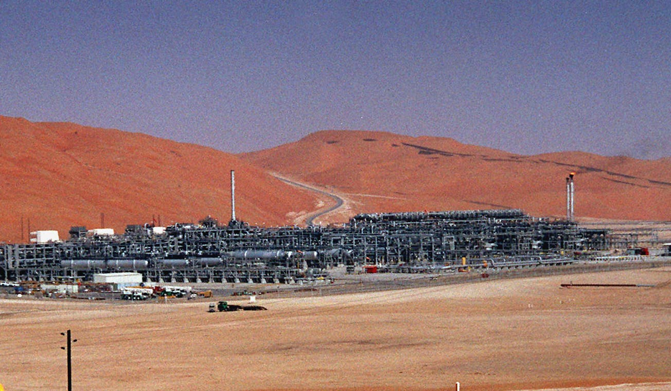Shaybah The Saudi Oil Field That Doubles As A Wildlife