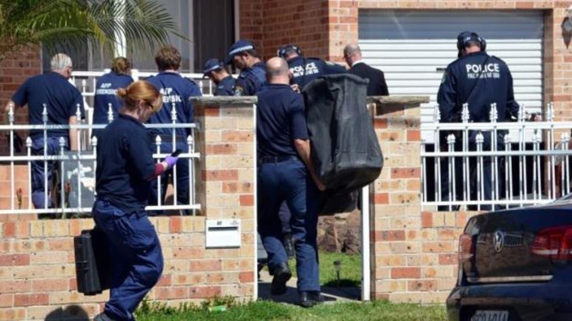 أستراليا مكافحة الإرهاب
