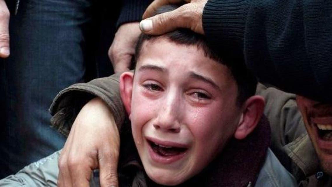 من سوريا أطفال سوريا