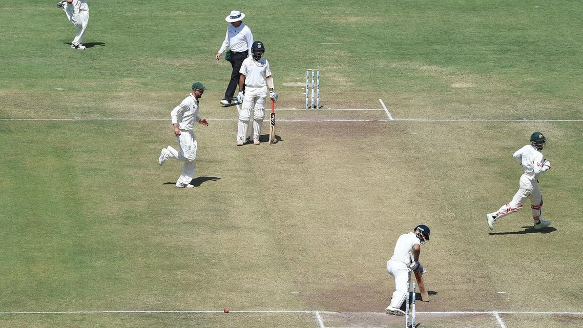 India lost the 1st Test against Australia. (AFP)